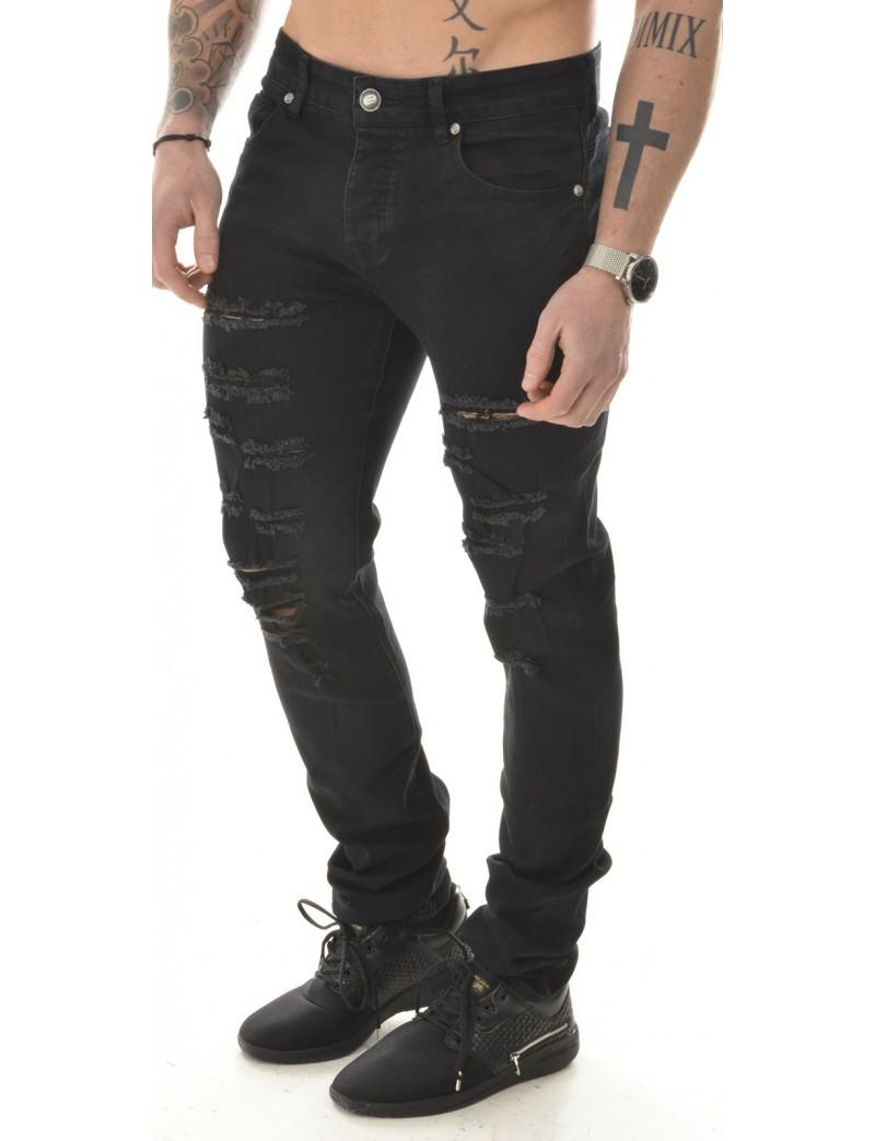 jeans sixth june pas cher. Black Bedroom Furniture Sets. Home Design Ideas