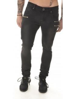 Jeans homme Black Number skinny
