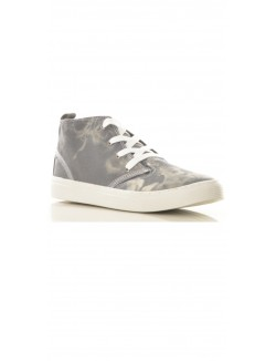 Basket montante en toile Tie and Die Reservoir Shoes