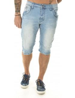 Bermuda homme Gov Denim en jeans