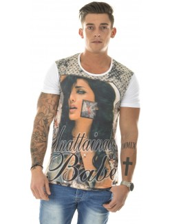 T-shirt homme Babe