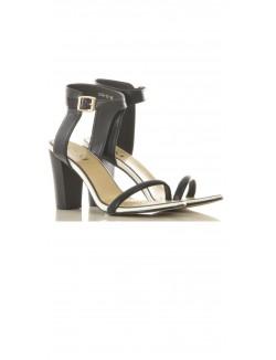 Sandales minimalistes à talons