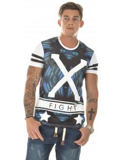 T-shirt X Fight By studio