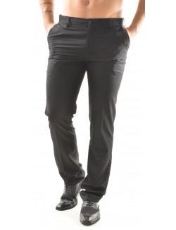 Pantalon tailleur Ross Carra noir