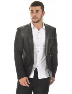 Veste de costume homme Ross Carra bimatière