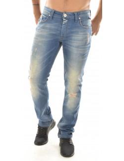 Jeans slim Twister déchiré