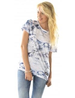 T-shirt Eleven Paris Cara