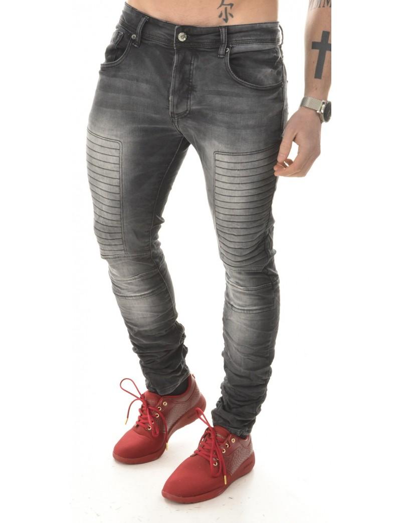 jeans gris homme. Black Bedroom Furniture Sets. Home Design Ideas