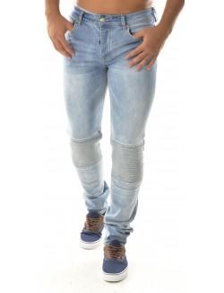Jeans Sixth-June motard