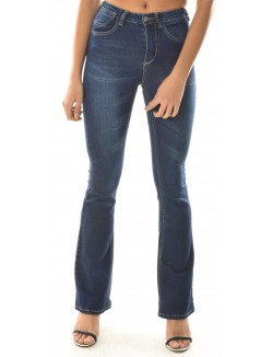Flare Jeans Push-up rembourré