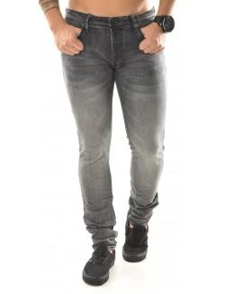 Jeans Projet X gris délavé