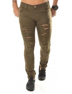 Jeans Project X effet destroy