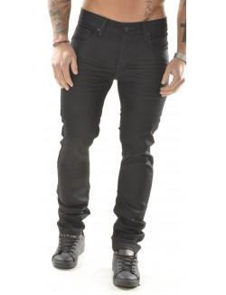 Pantalon Armita noir huilé
