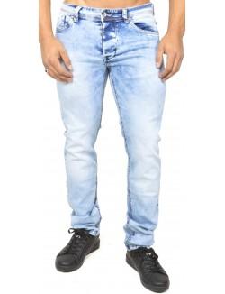 Jeans Justway délavé