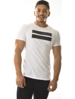 T-shirt John H oversize scratch