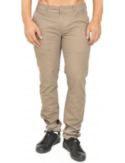 Pantalon chino khaki