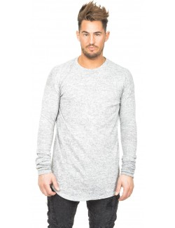 T-shirt homme oversize chiné