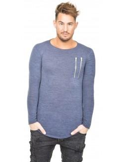 T-shirt Celebry-Tees à zips