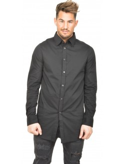 Chemise oversize Sixth June zip
