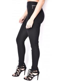 Legging super stretch taille haute