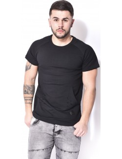T-shirt Project X oversize troué