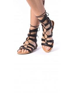 Sandales lacées multibrides
