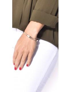 """Bracelet fin """" La vie en rose"""""""
