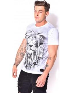 T-shirt Celebry Tees Lion