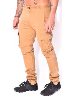 Pantalon cargo Berry Denim