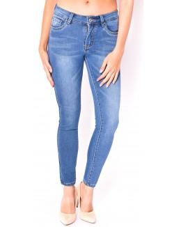 Soft Jeans délavé