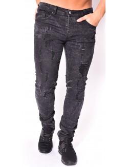 Jeans Homme Project X Noir