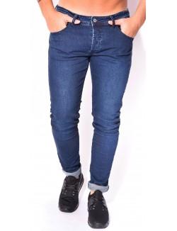 Jeans homme Project X Bleu brut