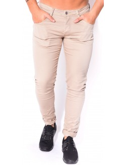 Jeans Homme Project X Beige