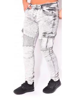 Pantalon cargo Gov Denim