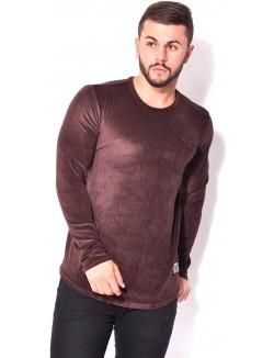 T-shirt Celebry-tees en velours côtelé